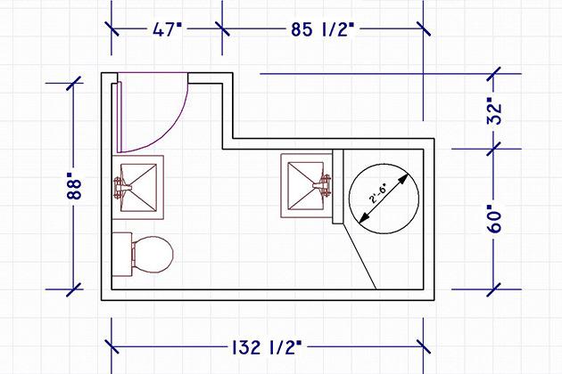 Comment aménager une petite salle de bain ? | Plombier Paris ...