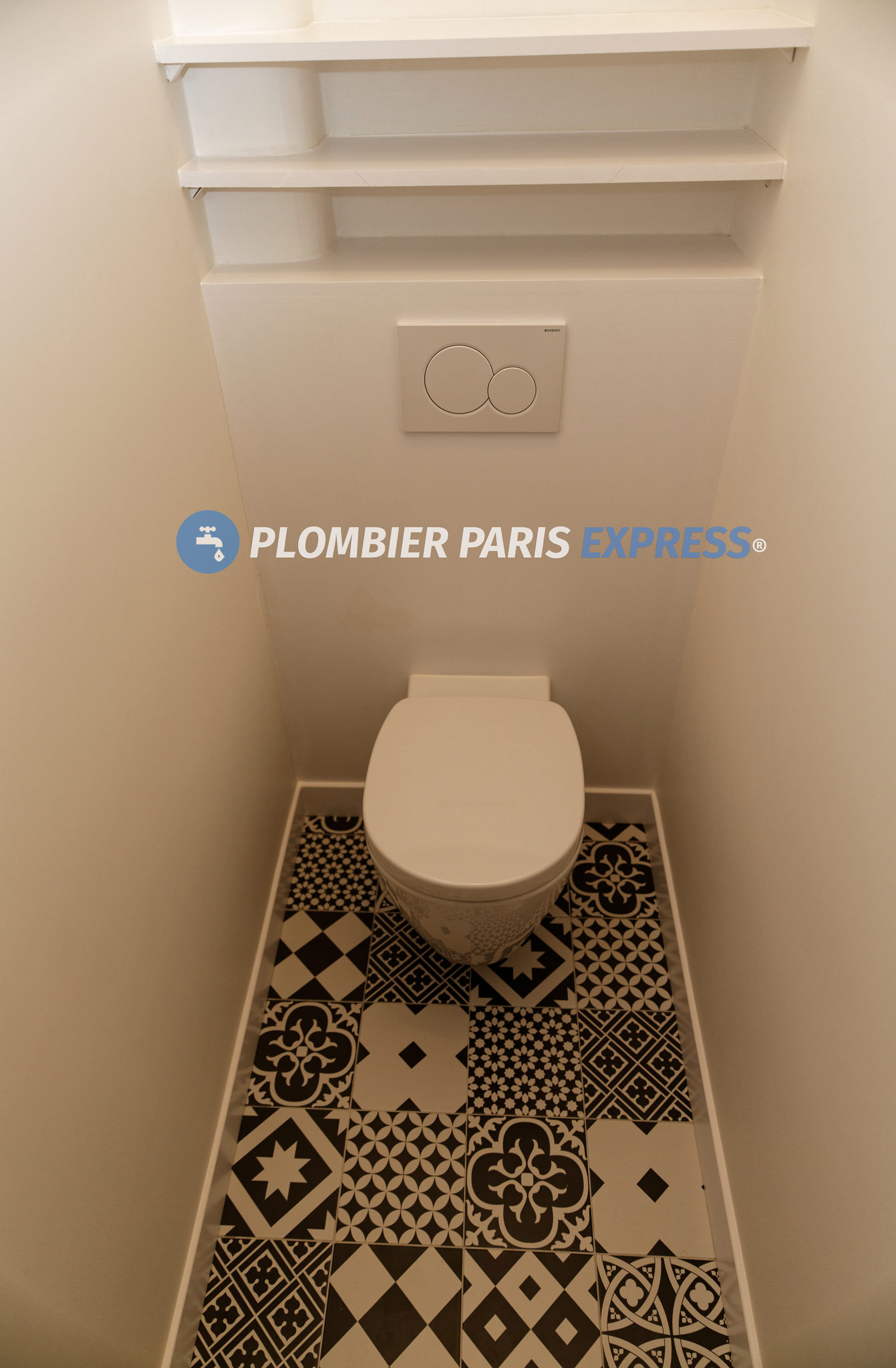 Installation WC Paris | Plombier Paris Express